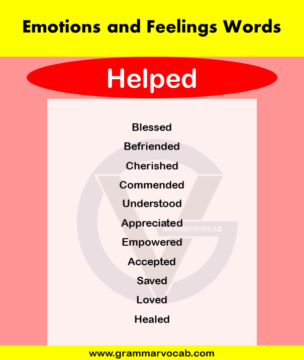 words to offer a help to someone